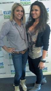 Carla Marie from Elvis Duran and the Morning Show  